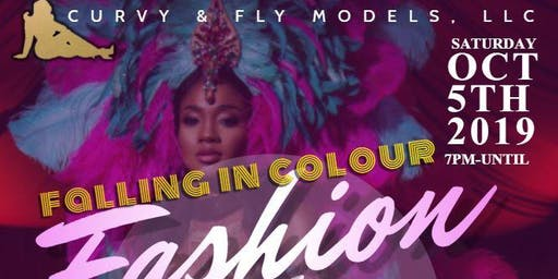 Curvy & Fly Fall in Colour Fashion Show
