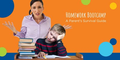 Homework Bootcamp: A Parent's Survival Guide
