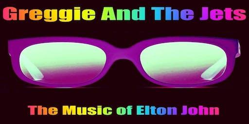 Elton John Tribute Band Greggie & The Jets