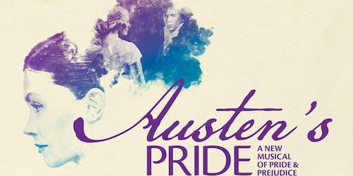 """Austen's Pride"""
