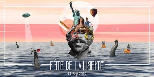 Fête de la Liberté x DLDN