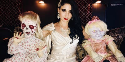 Speakeasy Halloween Ball