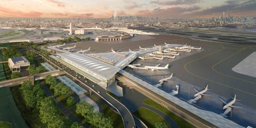 Newark Airport (EWR) Terminal One Redevelopment - Landside Infrastructure Site Tour & Presentation