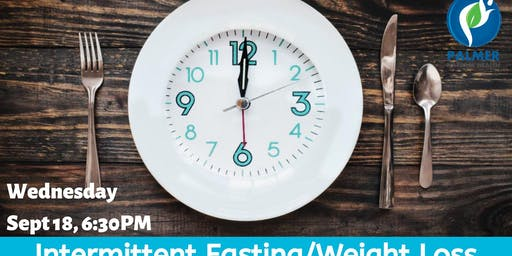 Intermittent Fasting, Losing Weight