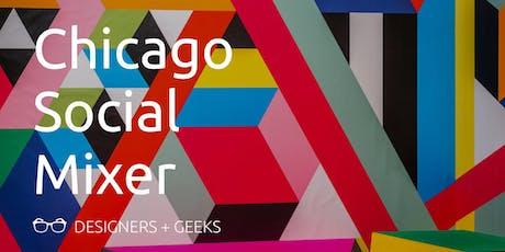 Chicago Social Mixer tickets