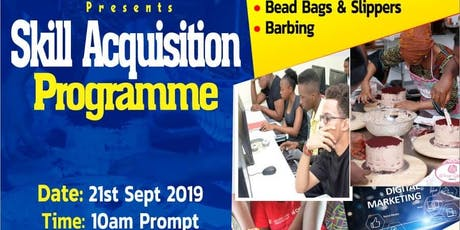Skill Acquisition Programme  tickets