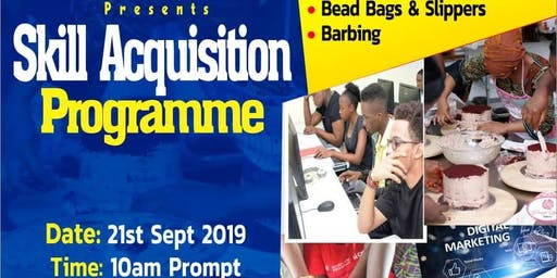 Skill Acquisition Programme