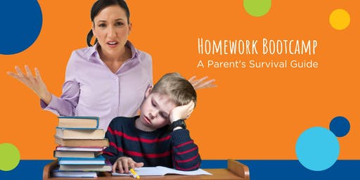 Homework Bootcamp: A Parent's Survival Guide