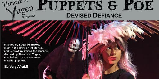 """""""Puppets & Poe"""""""