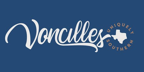 Voncille's Pop-up tickets