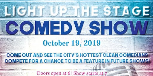 Light Up The Stage Comedy Show