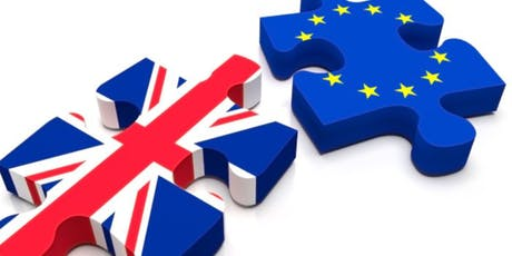 NETWORKING LUNCH WORKSHOP: Brexit & GDPR – Are you ready? tickets