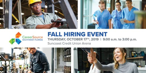 Fall Hiring Event