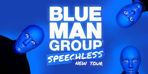 "Blue Man Group: ""Speechless Tour"""