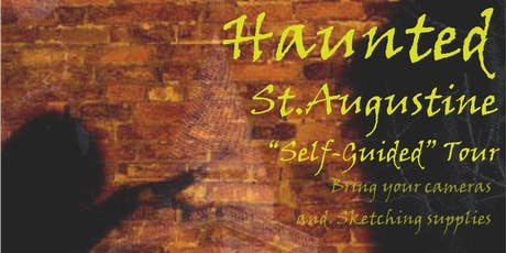 St Augustine Haunted Sketch and Photography Crawl tickets