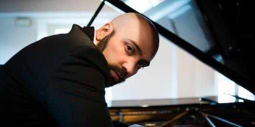 Boston Philharmonic: Mozart/Brahms/Bartok, pianist Alessandro Deljavan