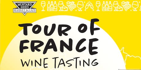 Tour of France tickets