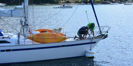 Anchoring & Docking: Learn How to Safely Moor Your Boat by Beemer & Hebert tickets