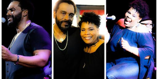 Soul Tribute To Teddy Pendergrass And Etta James