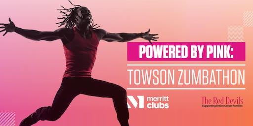 Towson Zumbathon