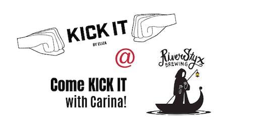 Kick It & Sip It