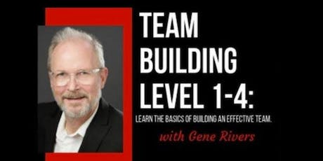 Team Building Levels 1 - 4 tickets