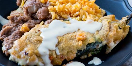Skies of Santa Fe: Chef Laura's Birthday Bash