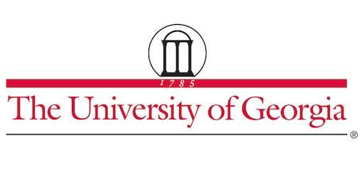 University of Georgia Representative Visit