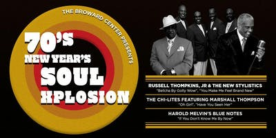 1970s New Year's Soul Xplosion
