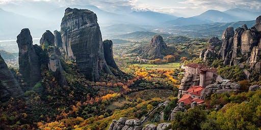 ActiveHike Μετεωρα: Autumn Hiking Among Giants