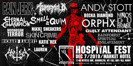 Hospital Fest 2019 tickets