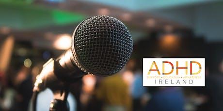 ADHD Information Event with Q&A - Sligo tickets