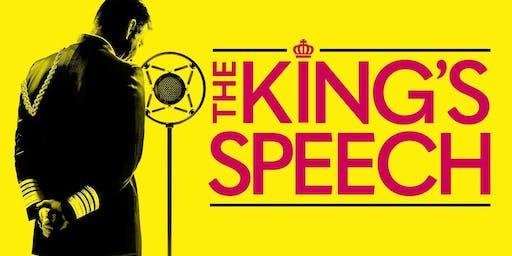 """""""The King's Speech"""""""
