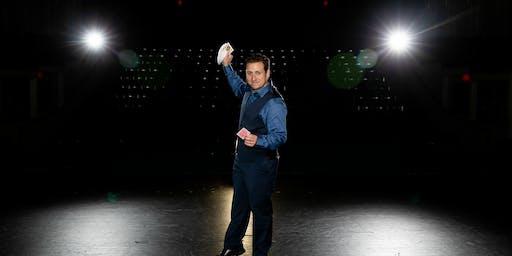 42nd Street Magician Matt Roberts