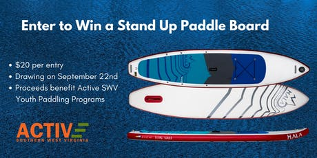Paddle Board Give Away tickets