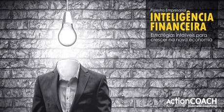 Palestra Empresarial - Inteligência Financeira ingressos