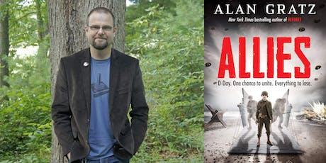 Alan Gratz at Decatur Library! tickets