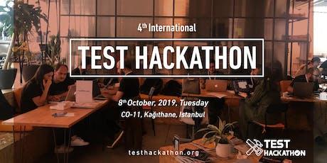 International TestHackathon 2019 Final + TestTalks tickets