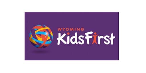 Preschool Development Grant Birth - Five Wyoming Stakeholder Meeting #1