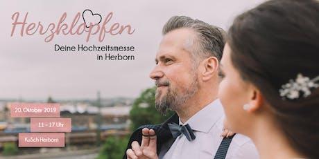 Herzklopfen Hochzeitsmesse in Herborn Tickets