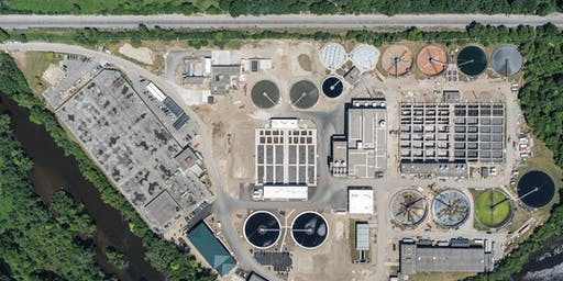 Wastewater Treatment Plant Tour