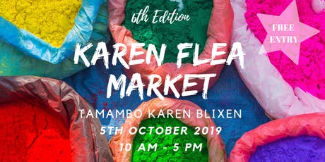 KAREN FLEA MARKET- 6TH EDITION tickets