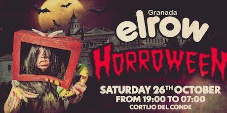 ElRow en Granada entradas