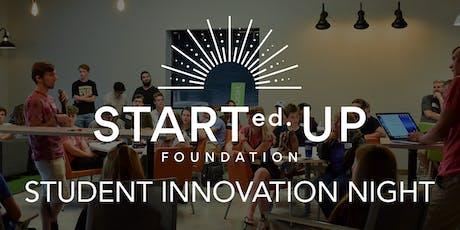 STARTedUP Richmond - Student Innovation Night: W/ Wayne County Food Council tickets