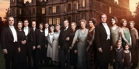 Tots in Tow: Downton Abbey tickets