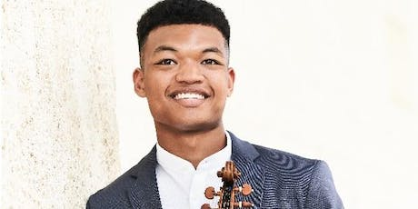 RBC YCAT at the Conservatoire: Randall Goosby (violin) tickets