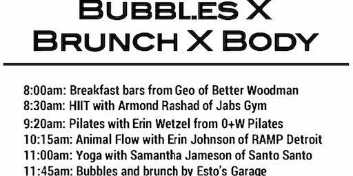 Bubbles x Brunch x Body