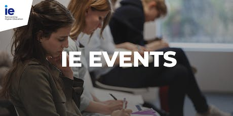 IE Global Admissions Test - Lagos tickets