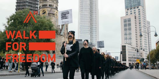Walk for Freedom Berlin 2019