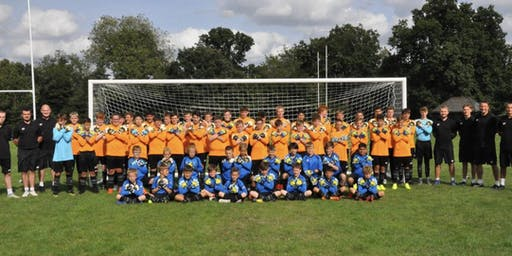 Sells Pro Training Goalkeeper Residential Camp Reading